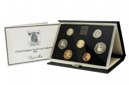 1985 Proof set for sale - English Coin Company